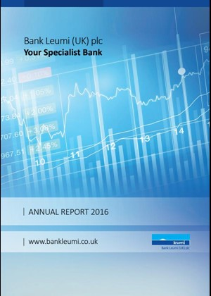 Bank Leumi UK Annual Report 2016