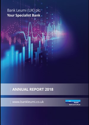Bank Leumi UK Annual Report 2018